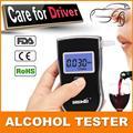 GREENWON High precision digital breathalyzer breath alcohol tester with blue backlight & LCD display FREE SHIPPING