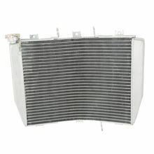 цена на Motorcycle Aluminum Radiator Cooler For Kawasaki NINJA ZX6R ZX-6R 1998-2002 1999 2000 2001