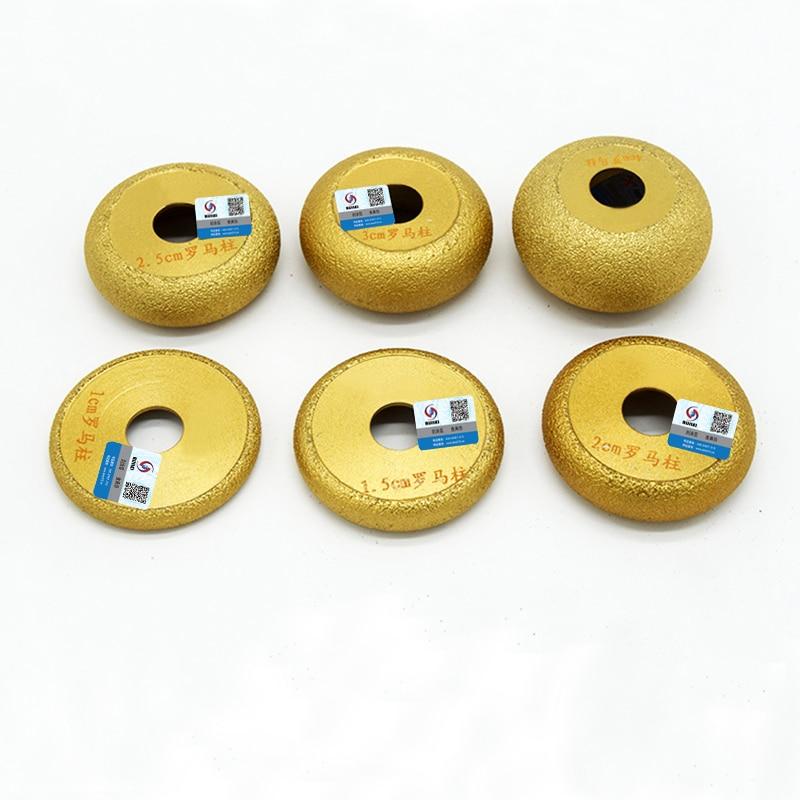 RIJILEI 74mm * 20 * 10-40 Solderen Diamant Handprofiel Wiel Haakse - Elektrisch gereedschap - Foto 4
