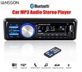 2016 Áudio Do Carro Do Jogador Áudios Estéreo Rádio Do Carro Do Bluetooth Estéreo Do Carro In-dash 12 V FM USB SD 1 Din Rádios Auto Aux Em Vez de DVD
