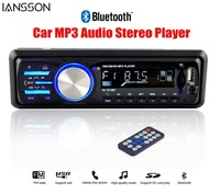2016 Car Audio Player Car Radio Stereo Bluetooth Car Stereo Audios In Dash 12V FM USB