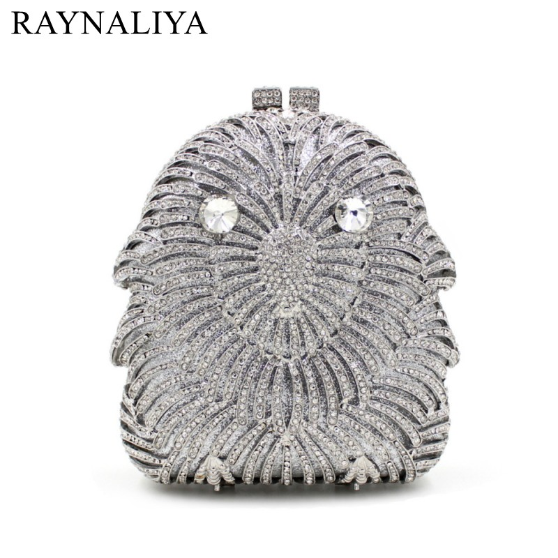 2017 Limited Rushed Minaudiere Evening Bags Diamonds Women Animal Prints Hasp Hard Party Fashion Cluthes Bag Smyzh-e0360 2017 limited new arrival minaudiere hasp women evening bags ladies wedding party clutch bag crystal diamonds purses smyzh e0127