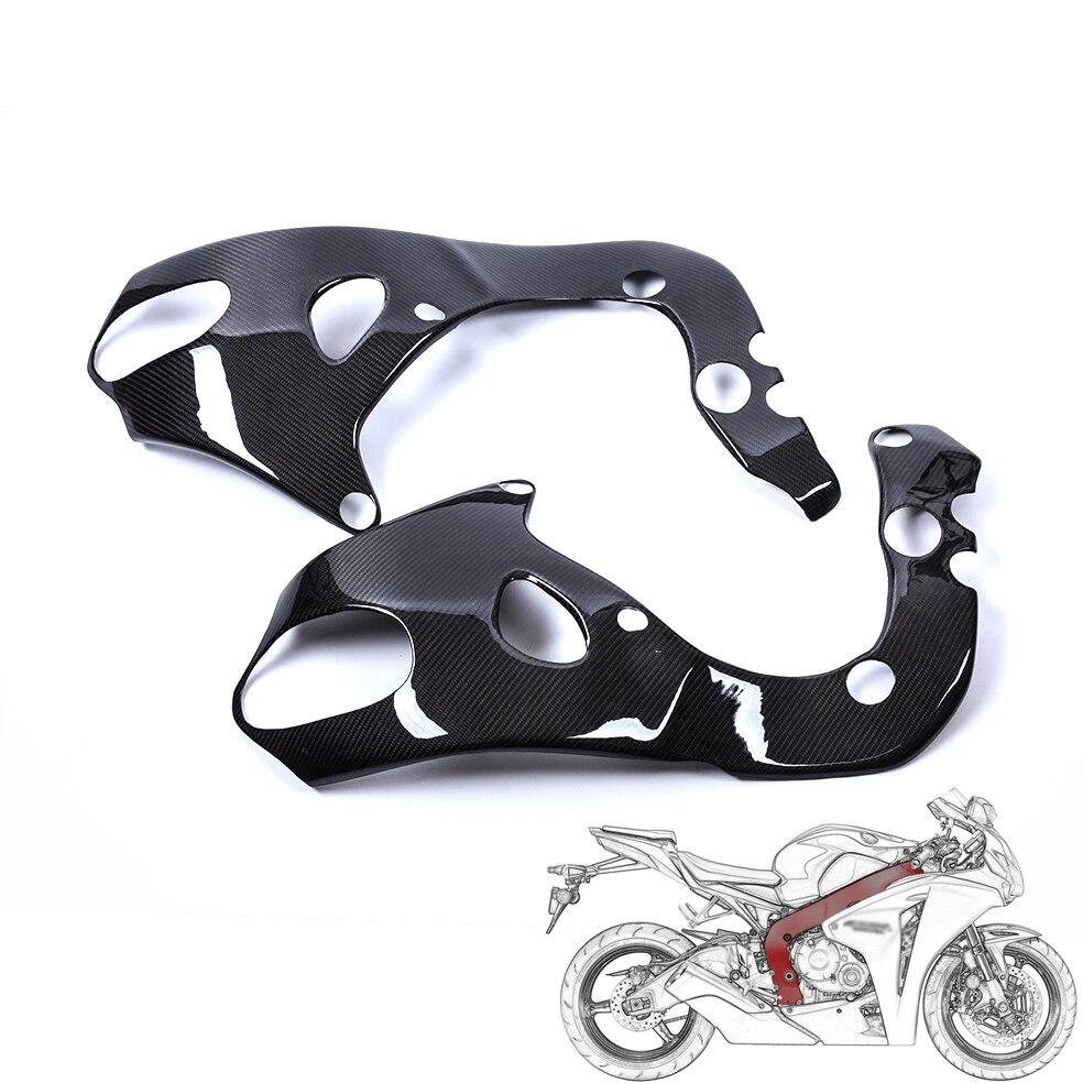ホンダ CBR 1000RR 2008 2016 炭素繊維カバープロテクターガードツイル光沢仕上げ  グループ上の 自動車 &バイク からの カバー & オーナメント作り の中 1