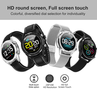 Smart Watch ECG Blood Pressure Heart Rate Monitor Pedometer Sports Bracelet Fitness Tracker Sleep Monitor Band for Men Women