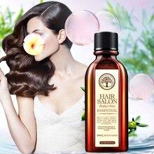 Hot 60ml Brand Multi-functional Hair & Scalp Treatments Hair Care Moroccan Pure Argan Oil Hair Essential Oil For Dry Hair Types arvazallia argan oil for hair leave intreatment