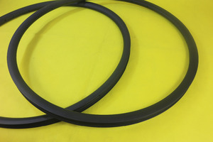 Image 4 - cheap 29er XC tubeless MTB carbon rims 30mm x 30mm UD Matte 29inch 24 28 32H cross country wheelset parts