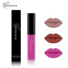 15 Colors Lips Maquiagem Matte Lipstick Kit Matt Lip Gloss Lip Balm Beauty Cosmetics Makeup Lipgloss Make up Liquid Batom matte все цены