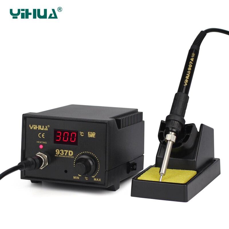 Digital LED display YIHUA 937D  soldering station 220V
