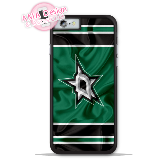Dallas Stars Ice Hockey Flag Phone Cover Case For Apple iPhone X 8 7 6 6s Plus 5 5s SE 5c 4 4s For iPod Touch