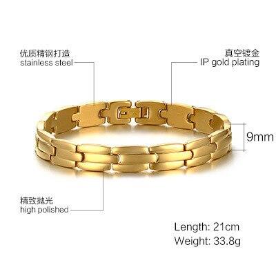Men's Health Bracelets...