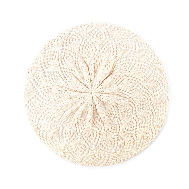 Women's Knit Beret Hat...