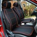 Transpirable fundas de asiento de coche especial Para El Benz Abc D S CLK Maybach Viano Vito Sprinter CLA NEGRO/AMARILLO/AZUL del coche accesorios