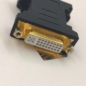 Image 2 - DVI TO DVI adapter Nữ để Nữ Chuyển Đổi Mạ Vàng DVI 24 + 5 F F Kết Nối Chất Lượng Cao DVI Nữ để Nữ Joiner