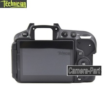 D5300 Rear Back Cover With LCD And Key Button Camera Repair Parts For Nikon цены онлайн