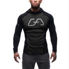 Men Hoodies Cotton Sweatshirt Male Tracksuit Hooded Jacket Patchwork Male Hoody Jackets Zipper Hoodies