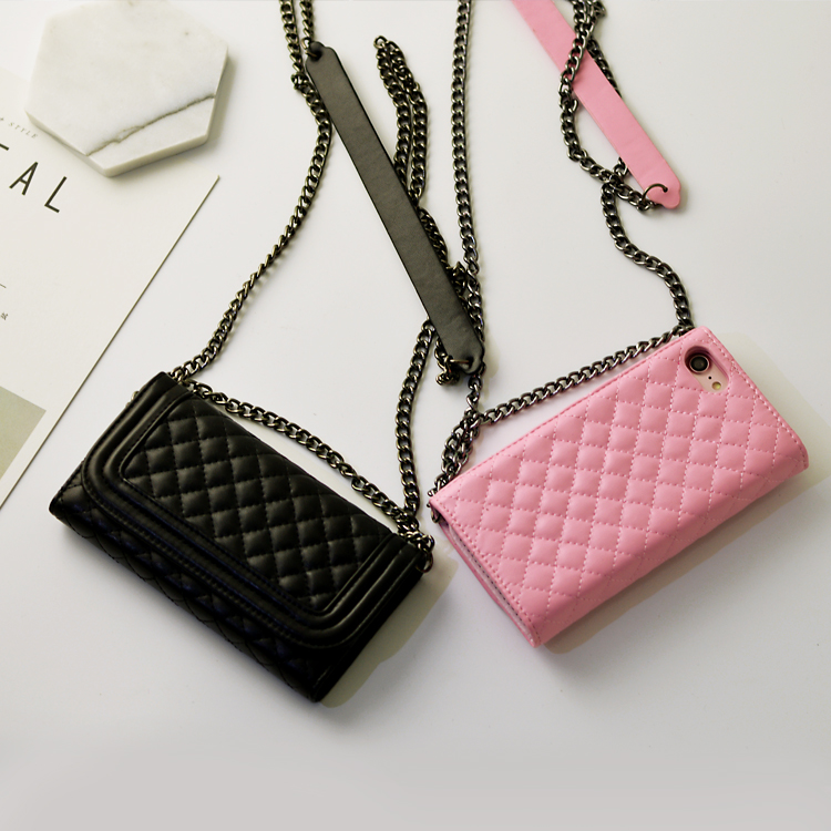 Iphone  Purse Case With Strap