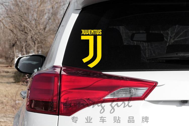 HTB1GFHyqS8YBeNkSnb4q6yevFXar - Car Stickers Juventus Vecchia Signora Italy Football Creative Decals Waterproof Auto Tuning Styling Vinyls 10cm 14x7.5cm 19x10cm