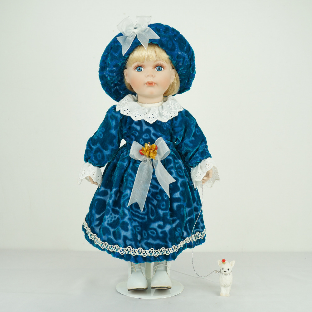 Compare Prices on Porcelain Dolls Collectible- Online ...