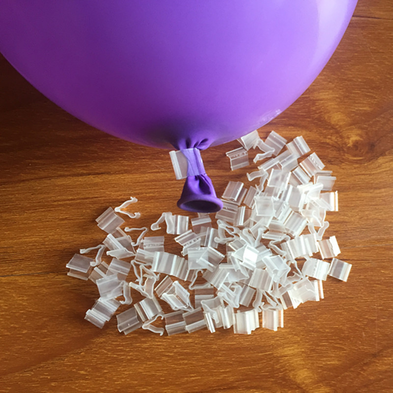 Buy xxpwj free shipping100pcs lots for Balloon decoration equipment