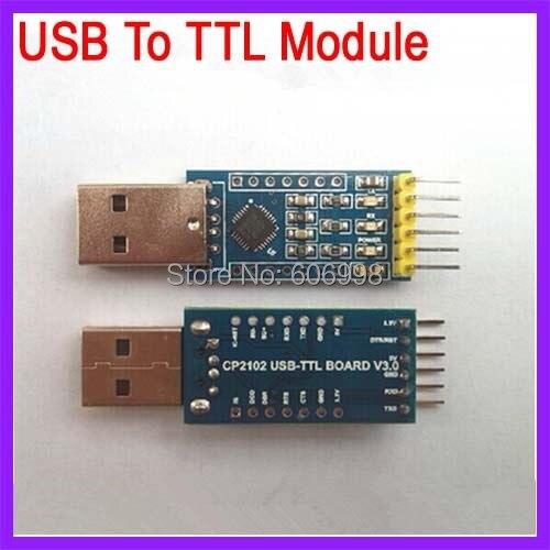 CP2102 USB к TTL модуль горелки скачать линии для Arduino UNO R3 Pro мини