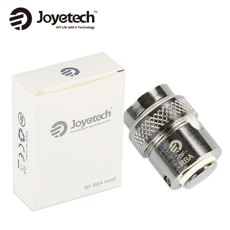 Original Joyetech Cubis BF RBA bobina 0.5ohm atomizador cabeza para Cubis/eGO AIO/Cuboid Mini vapeo tanque reconstruible bobina E cigarrillos