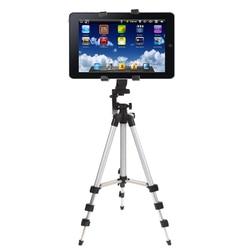 المهنية اللوحي حامل كاميرا حامل ثلاثي القوائم حامل لباد 2/3/4 صغيرة الهواء برو بروتابلي ترايبود للكاميرا سامسونج/DSLR