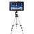 Profissional câmera tripé stand titular para ipad 2/3/4 mini air pro para samsung de alta qualidade tablet pc stands