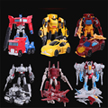 12CM Movie Transformation Original Children Robot Action Figure Toys Safety PVC Kids Nice Gifts Boys Robot Model Assemble Anime