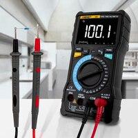 V8 Digital Multimeter Auto Range 8000 Counts Display V.F.C Inverter Measurement Analog Bar Graph Wire Power Meter Tester