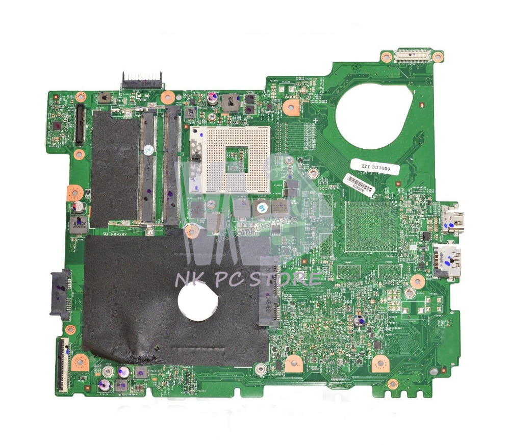 CN-0Y0RGW 0Y0RGW Y0RGW Main Board For Dell Vostro 3550 V3550 Laptop Motherboard DDR3 S989 cn 0ygd9h ygd9h 0ygd9h davm9mmb6g0 for dell vostro 1015 laptop motherboard gm45 ddrii gma x4500