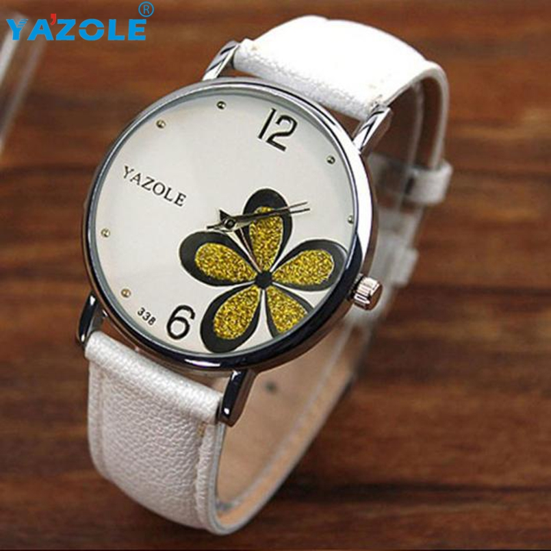YAZOLE Womens Watch Luxury Famous Wristwatches Fashion Clock Relogio Feminino Women Quartz Watch Dropship s3