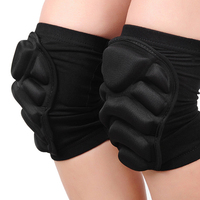 1 Pair Unisex Protective Knee Pads Knee Protecting Kit For Skiing Skating Riding Football Sports Knee