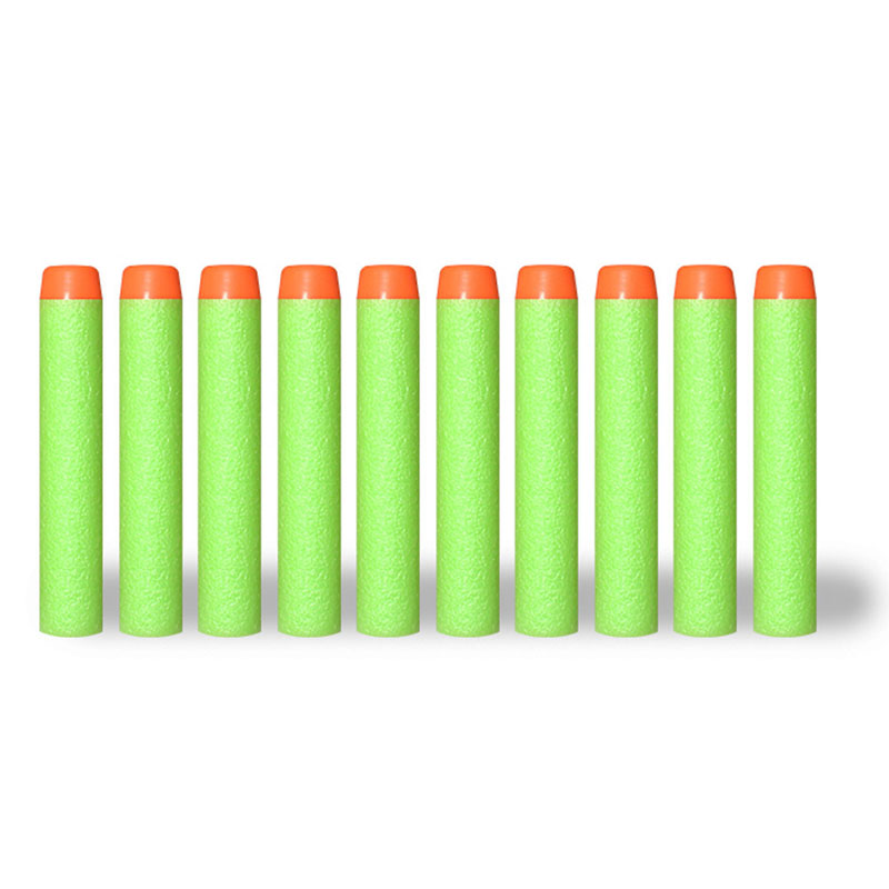 M89C50Pcs Toy Gun Refill Green Bullet Darts For Nerf N strike Series  Blaster 7.2cm-in Toy Guns from Toys & Hobbies on Aliexpress.com | Alibaba  Group