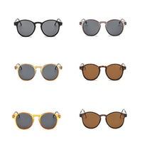Retro Classic Sunglasses Women Round Shape Fashion Sunglasses Women Brand Designer Price Sun Glasses Girls Women's Sunglasses