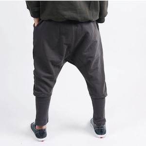 Image 2 - Pantalones bombachos con estampado de estrellas para niños y niñas, ropa informal para niños, 2019