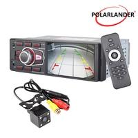 1 Din Car Radio 4032UM 4.1 Inch Bluetooth FM/USB/AUX in/SD MP3 Player Steering Wheel/ Remote Control HD 1080P Screen Autoradio