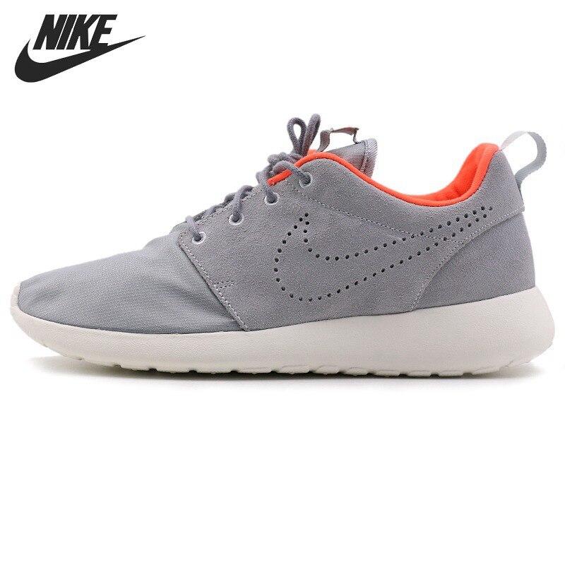 Original New Arrival NIKE ROSHE ONE PREMIUM Men's Running Shoes Sneakers original nike roshe one prm women s running shoes sneakers