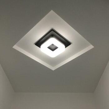 Platz Moderne Simplicit Führte deckenleuchten plafond lampe ...