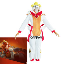 Cosplay Costumes Pajama Guardian-Outfit Miss-Fortune Homewear Hunter LOL The-Bounty