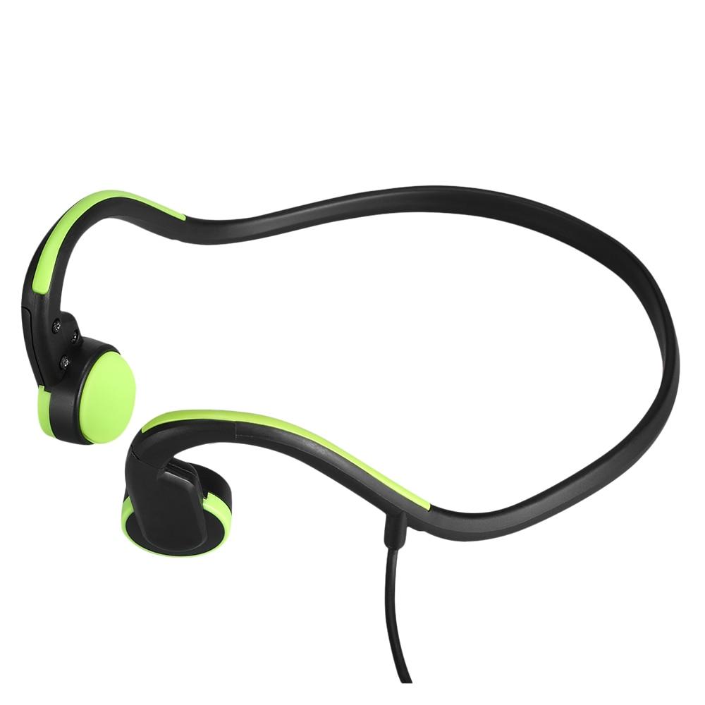 Knochenleitung Headsets Verdrahtete Kopfhörer Outdoor Sports ...