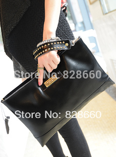 2017 cowhide day clutch bag fashion brief women s messenger bag envelope bag genuine leather handbag