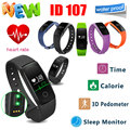 Chycet Smart Wristband ID107 Watch Heart Rate Monitor Remote Bluetooth SMart Band Bracelet Pedometer Fitness SmartBand PK DF23