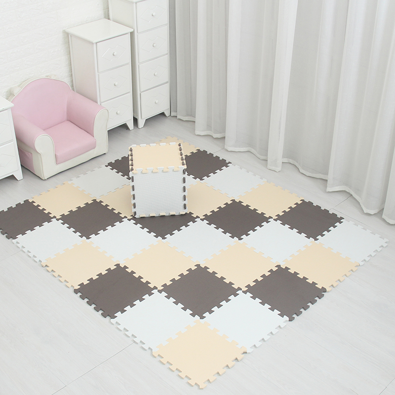 Child Carpet EVA Foam Mat Kids Mat Puzzles Soft Floor Baby Play Mat Toys For Children Jigsaw Mats Baby Gym Tapete Infantil