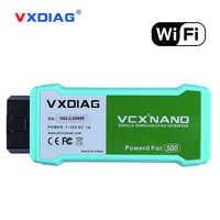 Original VXDIAG VCX NANO สำหรับ LandRover Jaguar อัตโนมัติ Professional เครื่องมือ VXDIAG VCX NANO สนับสนุนโปรโตคอล WIFI