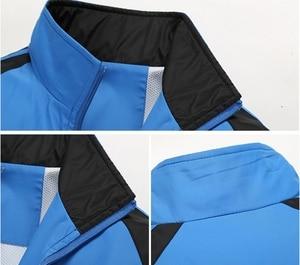 Image 5 - AmberHeard 2019 Spring Brand Tracksuit Men Sportswear Jacket+Pant Sweatsuit Two Piece Set Mens Sweatshirt Sporting Suit Clothing