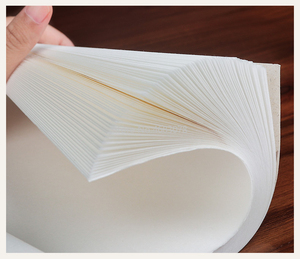 Image 5 - 100pcs Xuan Paper Chinese Semi Raw Rice Paper For Chinese Painting Calligraphy Or Paper Handicraft Supplies