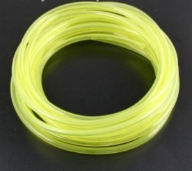 1 Meter Fuel Line For Nitro Engine D5*d2.5mm-Yellow Color