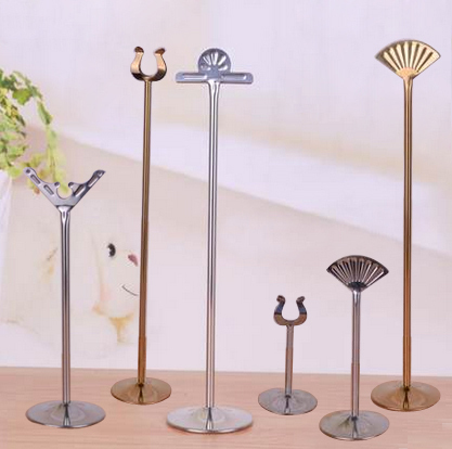 18inch Tall Stainless Steel Table Number Holders Wedding Stands Frame