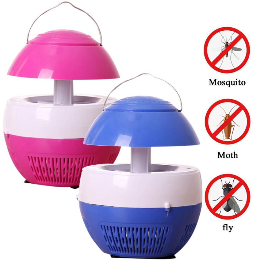 Home & Garden Garden Supplies Mosquito Repeller Electric Fly Bug Zapper Mosquito Insect Killer Led Light Trap Lamp Pest Control Usb Plug 5o0527 Fine Craftsmanship