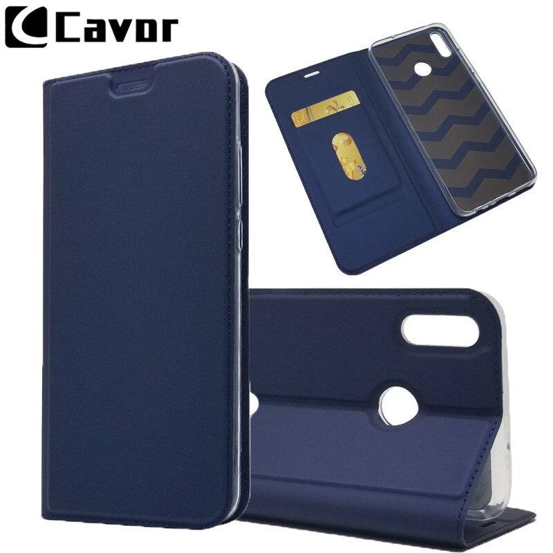 Mode En Cuir Flip Coque Pour Huawei Honor 8X Cas Portefeuille Couverture Fundas Hoesjes Mobile Téléphone Accessoires Pour Honor8X Etui
